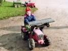 Der Traktor für die Kleinen