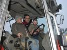 Traktor fahren...wer traut sich?